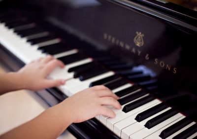 Piano Lessons | Steinway & Sons
