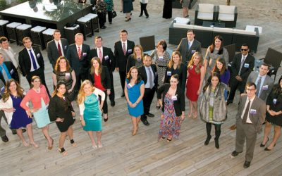 30 Young Professionals Honored Waterside