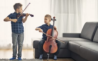 Choosing Between the Cello and Violin